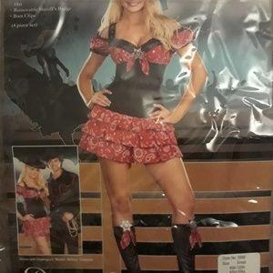 Dream girl costume